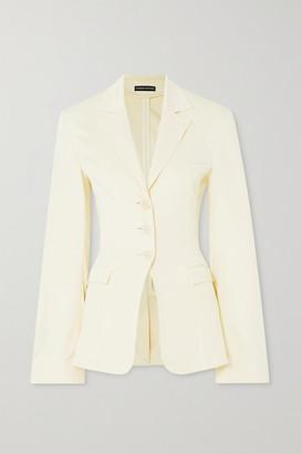 Kwaidan Editions Jersey Blazer - Cream