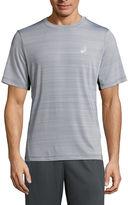 Asics Short Sleeve Crew Neck T-Shirt