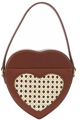 MEHRY MU Maria heart handbag