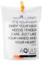 Aquis Luxe Ivory Hair Towel