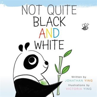 Jonathan Ying Not Quite Black And White Board Book