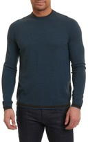 Robert Graham Men's Ray Brook Wool Blend Sweater
