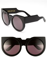 Wildfox Couture Women's Granny Oversized Acetate Frame Sunglasses