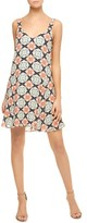 Sanctuary Women's Harlow Print A-Line Dress