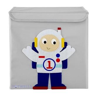 Potwells - Storage Box - Astronaut