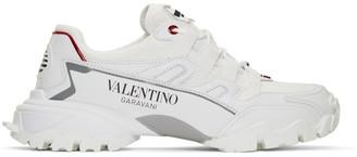 Valentino White Garavani Climbers Sneakers