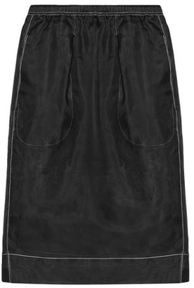 Bassike 3/4 length skirt