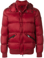 Armani Jeans classic puffer jacket