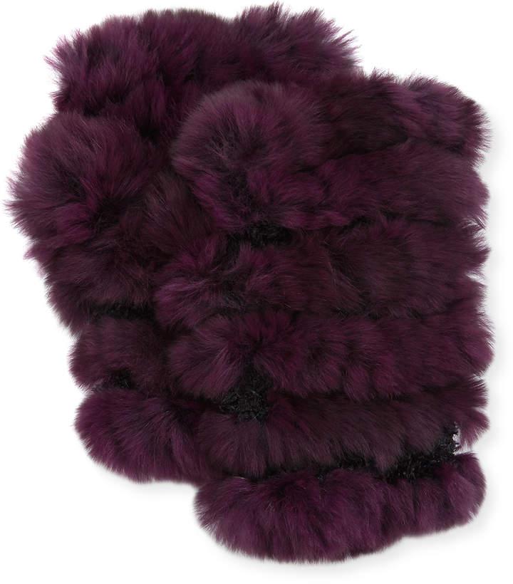 8975c6382 Fur Mittens - ShopStyle