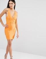Missguided Premium Bandage Bodycon Dress