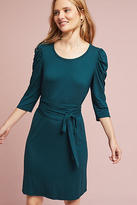 Maeve Ceres Ruched Dress