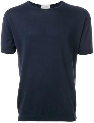 John Smedley short sleeve T-shirt