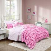 Mi Zone Morgan Comforter Set in Pink