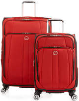 Delsey CLOSEOUT! Helium Breeze 5.0 Spinner Luggage, Created for Macy's