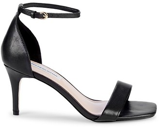 Saks Fifth Avenue Samira Leather Ankle-Strap Sandals