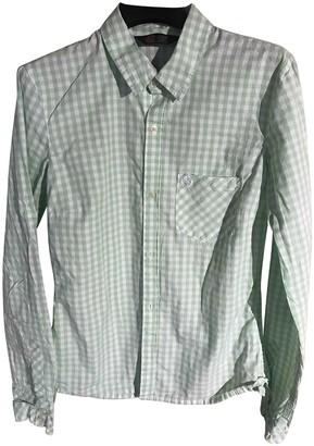 Carhartt Green Cotton Tops
