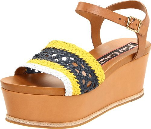 Juicy Couture Women's Mallory Too Platform Sandal