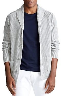 Polo Ralph Lauren Regular Fit Shawl-Collar Cardigan Sweater