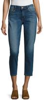 Joe's Jeans The Billie Mid-Rise Faded Crop Jean