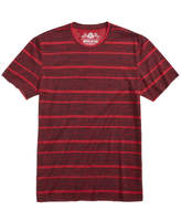 American Rag Men's Texture Stripe T-Shirt, Created for Macy's