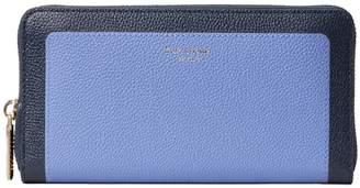 Kate Spade Margaux Zip-Around Continental Wallet