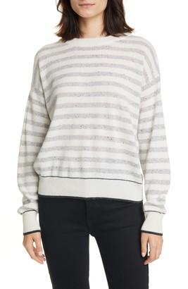 Line Brigit Stripe Cashmere Sweater
