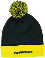 Top of the World Oregon Ducks 2-Tone Pom Knit Hat