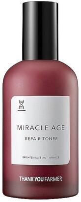 Thank You Farmer Miracle Age Repair Toner