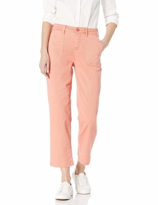 NYDJ Women's Straight Ankle Chino Pants