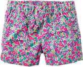 Carter's Baby Girls Pull-On Floral Shorts