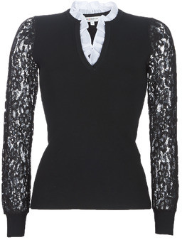 Morgan MBAC women's Sweater in Black