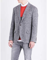 Brunello Cucinelli Regular-fit Bouclé Jacket