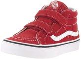 Vans Kids Sk8-Mid Reissue V Skate Shoe 1.5 Kids US