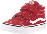 Vans Kids Sk8-Mid Reissue V Skate Shoe 2.5 Kids US