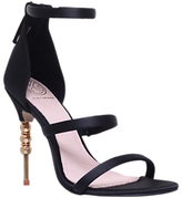 KG by Kurt Geiger Jazz Embellished Stiletto Heeled Sandals