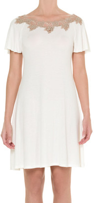 Ritratti Flower Short Gown