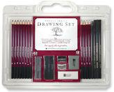 Peter Pauper Press Studio Series 26-Piece Drawing Set