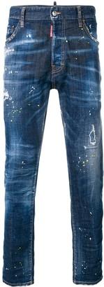 DSQUARED2 Cigarette Jeans