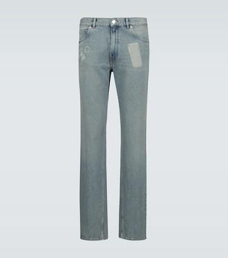 Martine Rose Cotton straight-leg jeans