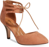 Style&Co. Style & Co Women's Vanaa Lace-Up Pumps, Only at Macy's