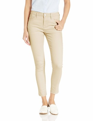 7 For All Mankind Seven7 Women's MID Rise Ankle Skinny W/Release Hem