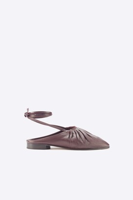 3.1 Phillip Lim Nadia Lace Up Ballet Flat
