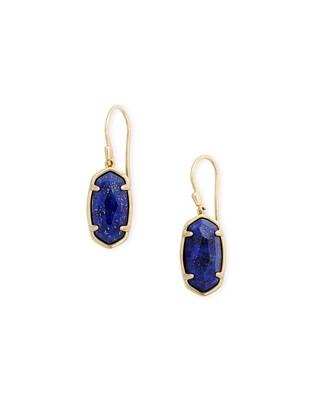 Kendra Scott Lee 18k Gold Vermeil Drop Earrings