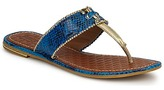 Juicy Couture ADELINE BRIGHT BLUE SNAKE