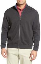 Tommy Bahama Flip Side Twill Zip Jacket