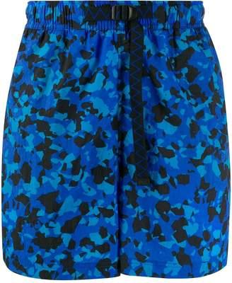 Nike printed swim shorts