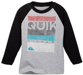 Quiksilver Dotty Long Sleeve Graphic Tee (Toddler Boys)