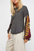 Free People Oversized Thermal Top