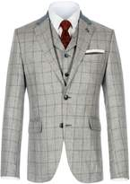 Gibson Grey Pick And Pick Check Jacket