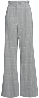 Opening Ceremony Prince Of Wales Checked Woven Flared Pants